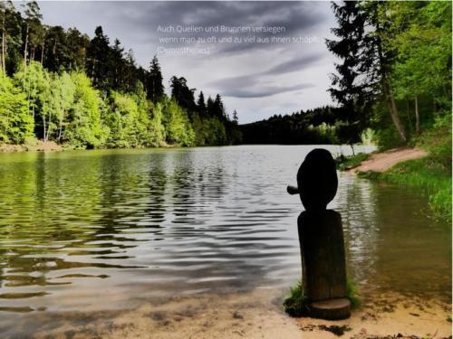 See-Brunnen und Quellen